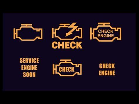 no check engine light no hay check engine light en el tablero youtube