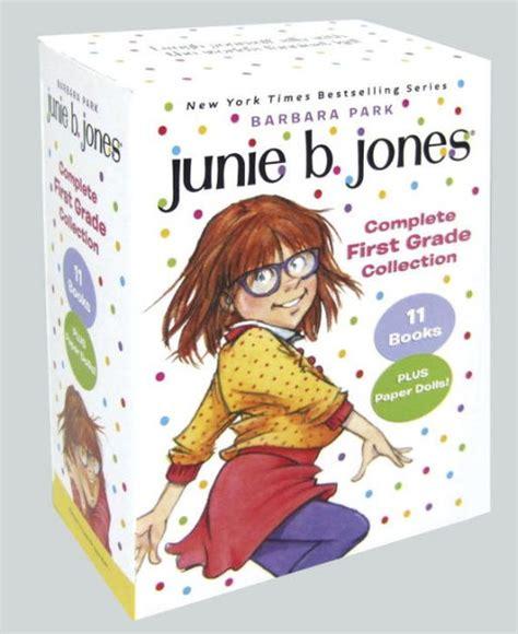 junie b jones junie b jones complete grade collection books 18
