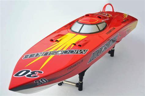 Jual Rc Boat Gasoline by 48 30cc G30k Raptor Hydro High Speed Racing Gasoline Rc