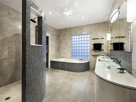modern australian bathrooms tiles in a bathroom design from an australian home