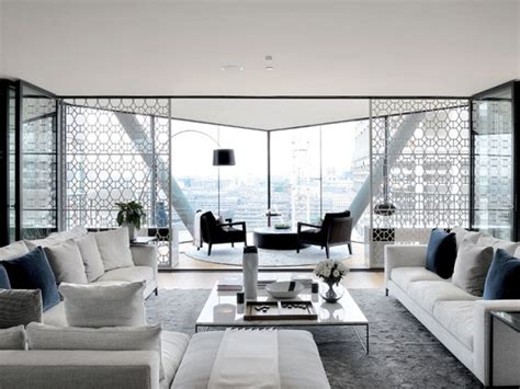 arredamento appartamento moderno a londra un appartamento moderno nel neobankside