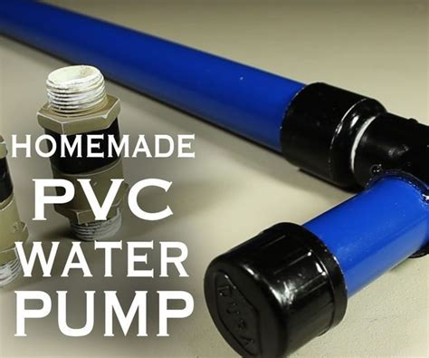 Things To Make Your Water by How To Make A Pvc Water Air Vacuum Vacuum