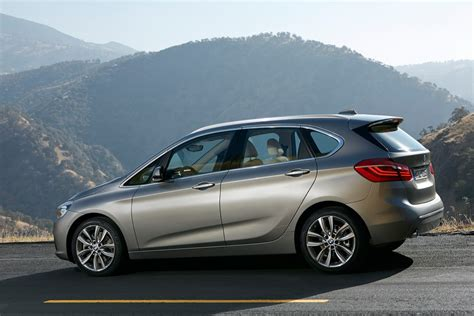 bmw minivan 2014 2 series active tourer is bmw s minivan and fwd