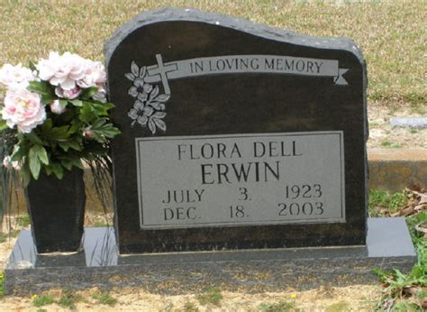 flora dell odem erwin