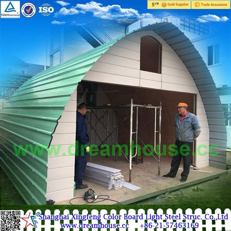 arched cabins price list china prefab arched cabin modular dome home for sale buy