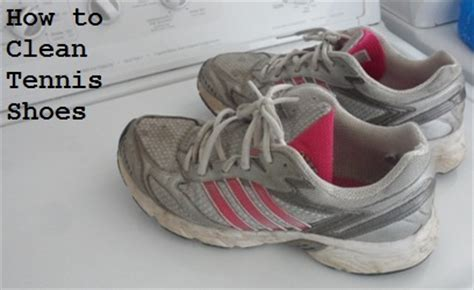 how to wash athletic shoes how to clean tennis shoes