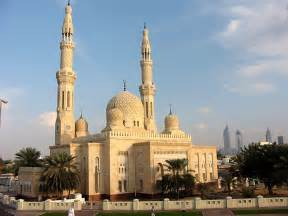 Mosque In Jumeirah Mosque Dubai City News And Travel Guide