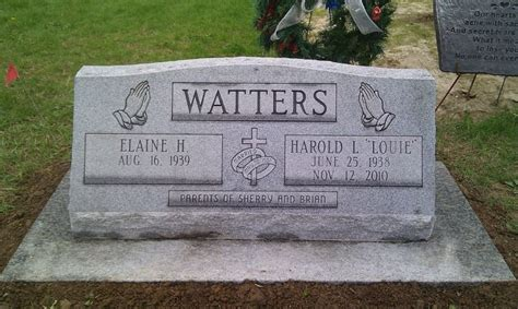 harold l louie watters obituary obituary