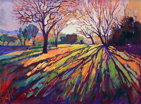 san diego artists erin hanson s impressionism bursts onto san diego