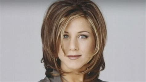 styling instructions for the rachel haircut jennifer aniston interview rachel hair craze hysterical