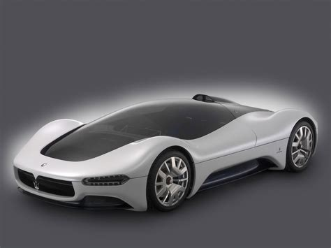 maserati concept cars maserati birdcage 75th concept the supercars car
