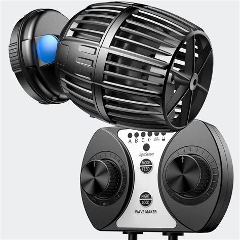 Pompa Aquarium 60 Watt wiltec sunsun cw 160 pompe brassage wavemaker 1700