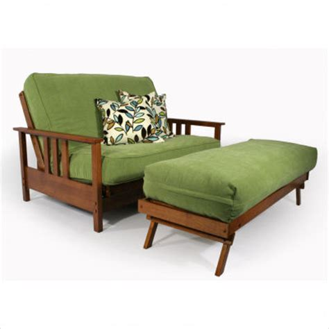 futon chair and ottoman futon frames information on futon frame construction