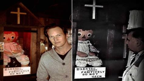 annabelle doll history channel 5 scariest real ed and lorraine warren paranormal cases