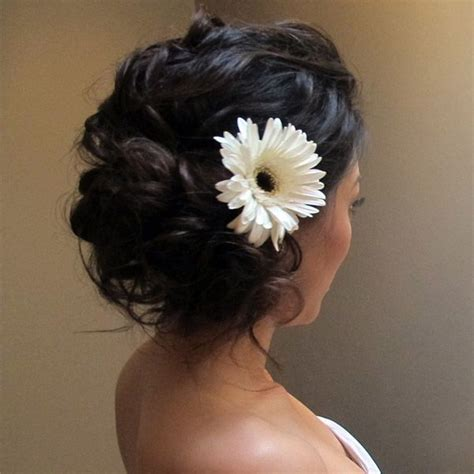 Wedding Hairstyles Updo With Flower by 10 Beautiful Bridal Updos Updo My Hair And The