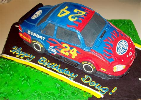 Nascar Decorations by Nascar Cakes Decoration Ideas Birthday Cakes