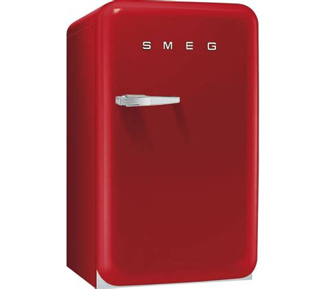 Chiller Freezer Mini buy smeg fab10hrr mini fridge free delivery currys