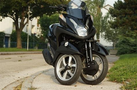 Dreirad Motorrad H Ndler by Testbericht Yamaha Tricity 2015 125 Test 1000ps At