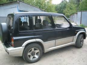 1995 Suzuki Vitara 1995 Suzuki Vitara Pictures 2000cc Gasoline Automatic