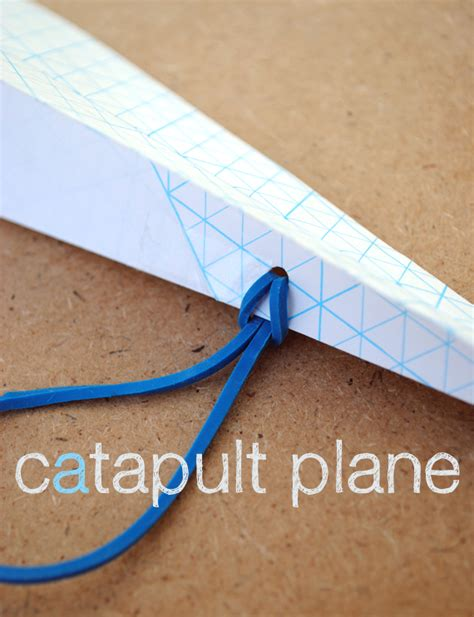 How To Make A Paper Catapult - how to make paper airplane launcher driverlayer search