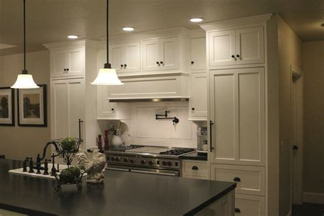 absolute black honed granite kitchen contemporary with cool pot filler faucet trend portland contemporary kitchen