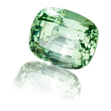 afghan mint green tourmaline 6 68ct king gems