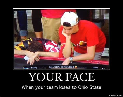 Ohio State Football Memes - memes ohio and lol on pinterest
