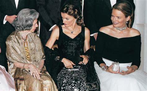 Fabiola Top Dna los vestidos de gala de letizia p 225 2 cotilleando