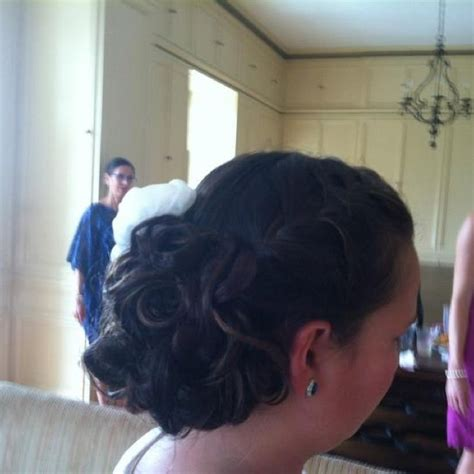 tween updo tween wedding updo hair looks good pinterest