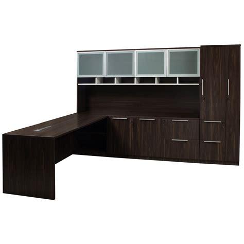 l shaped desk accessories denmark executive l shape right return desk set american