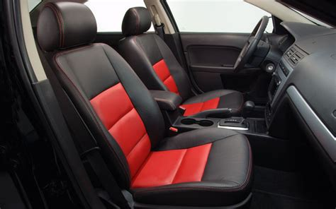 Sho Karpet 2008 ford fusion sport appearance package interior photo 3