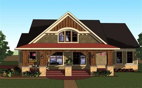 craftsman cottage house plans with garages bungalow cottage craftsman house plans eplans bungalow cottage craftsman traditional house plan 42618