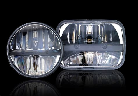 Ge Lights by Ge S Nighthawk Led Headlights Provide A Rating