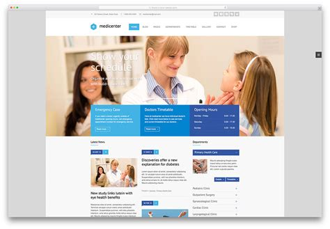 themes wordpress medical 20 best health and medical wordpress themes 2018 colorlib