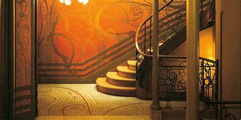 tassel house interior sensibility into art art nouveau on pinterest art nouveau architecture art nouveau