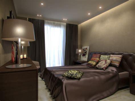 led schlafzimmer moderne schlafzimmer farben braun vermittelt luxus