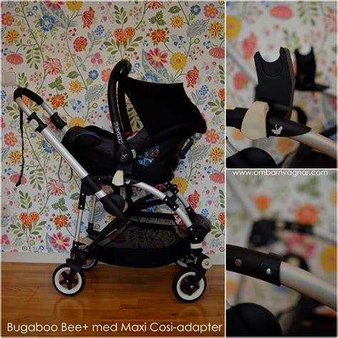 Maxi Resa babyskydd barnvagnschassi sant allt om barnvagnar