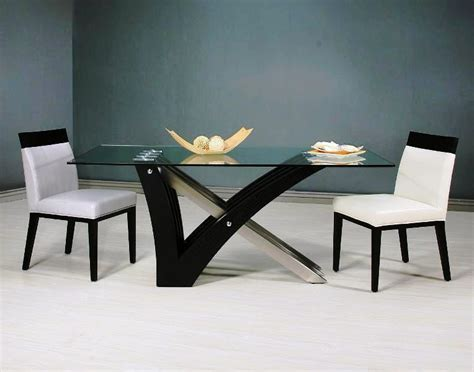 glass top dining table with metal base rectangular glass top dining table with metal base