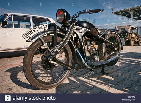 Motorrad Oldtimer Messe by 1933 Bmw R2 Motorrad An Oldtimer Bazar Messe In Breslau
