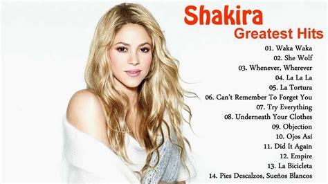 shakira greatest hits  mpkbshectorbusinspector