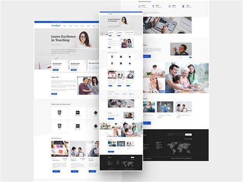 30 Free Psd Files For Graphic Web Designers Psd Website Templates Free 2017