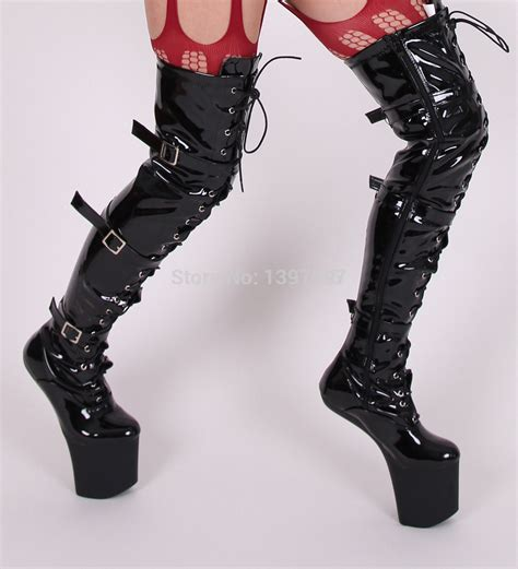 mens thigh boots thigh high boots boot yc