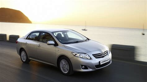 Toyota Acceleration Problem Cause Toyota Corollas Could Suffer From Unintended