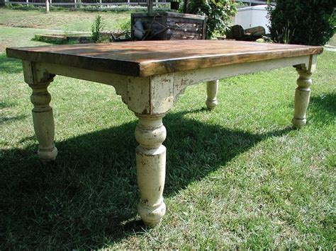 stockton rustic farm table traditional kitchen
