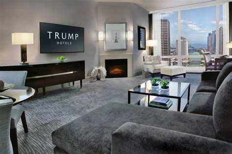 trump room trump international hotel tower chicago traveller made
