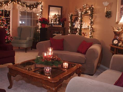 decorations for living room tables dining delight christmas decor living room