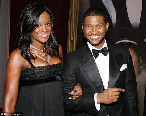 Congrats To Usher Hes Engaged by Usher Enjoys Low Key Engagement To Longtime