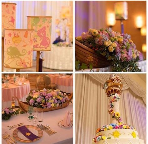 21 best images about tangled wedding on disney rapunzel and table lanterns