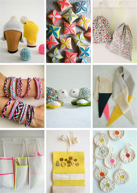 Handmade Presents - last minute handmade gifts purl soho