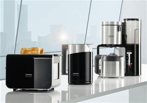 Toaster Siemens Siemens Edles Fr 252 Hst 252 Cks Set K 252 Chenplaner Magazin